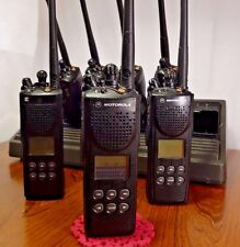 Motorola XTS3000 Model II UHF 450-520MHz P25 S-split Two Way Radio UNPROGRAMED