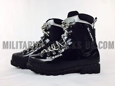Mint Scarpa Inverno mountaineering boots Size  9  waterproof mountain Trail