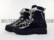 Mint Scarpa Inverno mountaineering boots Size 12.5 waterproof mountain Trail
