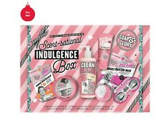 NEW Box Soap & Glory Scent-Sational Indulgence Set,  BUTTER Body Radiance-Boosti