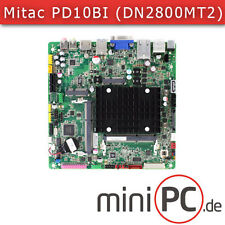 Mitac pd10bi (Intel dn2800mt2) de mini ITX placa base/motherboard [fanless]