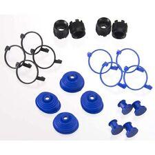 Traxxas TRA5378X Pivot Ball Caps(4) Dust Boots(4): Revo E-Revo T-E-Maxx Summit