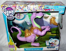 My Little Pony Spike The Dragon Set MIB Friendship Is Magic Guardians of Harmony