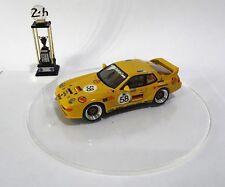 PORSCHE 968 RS TURBO #58 LE MANS 1994 Built Monté Kit 1/43 no spark MINICHAMPS