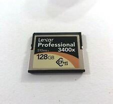 Lexar Professional 128GB 3400x - CFast 2.0 Card