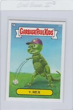 Garbage Pail Kids T Rex 30a GPK 2014 Series 1 sticker card