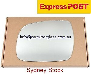 LEFT PASSENGER SIDE MIRROR GLASS FOR LEXUS RX SERIES RX330 350 400 2003-2009