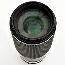 Nikon Nikkor 80-200mm AIs f/4 Manual Focus Tele Zoom. Nr. Mint Tested. see pics