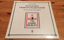 2 LP ETERNA * 725101 / 2 * K. Sanderling Rögner * Weber Strauss Meyerbeer * 1987