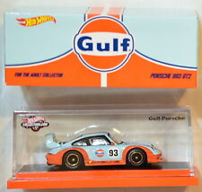 HOT WHEELS RLC 2016 GULF RACING PORSCHE 993 GT2 #05724/06000