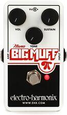 Electro-Harmonix Nano Big Muff Pi Distortion / Fuz