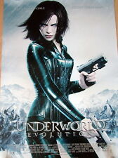 Kate Beckinsale UNDERWORLD EVOLUTION original Kino Plakat A1 gerollt