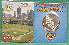 July 11 2006 PNC park Commemorative coin with holder #2 of 3