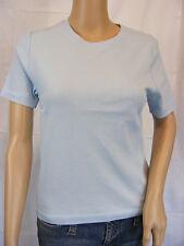 ★ PREGO ★ S ~ T-Shirt Shirt ~ hellblau bla ~ Exklusives Design - Top !