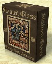 STAINED PAINTED GLASS  49 Rare Vintage Books on CD! Windows, Glass Painting