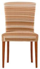 DUE Coprisedie Vestisedie Coprisedia per 2 sedie Harmony Stripe beige