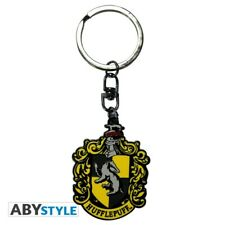 Harry Potter Hufflepuff Anhänger für Schlüssel Keychain NEU / OVP Metall