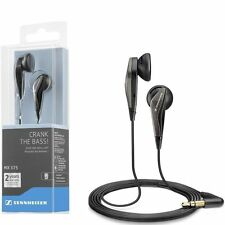 New Sennheiser MX375 Earphones Earbuds In-Ear Headphones Crank The Bass! - UK
