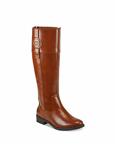 Tommy Hilfiger | Imina Riding Boots | Brown