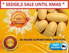 10 X 20mg INTENSE X YELLOW SEX TABLETS ERECTION AID FOR MEN PILLS @ XMAS SALE @