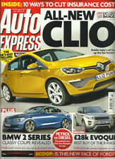 Weekly Auto Express Magazines