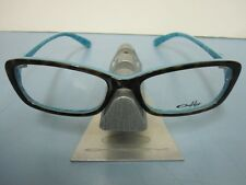 3531dd7fcf1 OAKLEY womens CROSS COURT tort letter OX1071-0353 RX eyeglass frame NEW w O