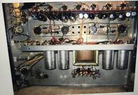 McIntosh MC275 MC-275 Tube Amplfier Complete Professional Restoration Service