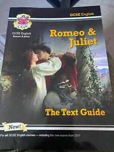 Romeo And Juliet The Text Guide