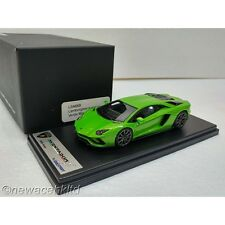 Lamborghini Aventador S VERDE MANTIS LOOKSMART MODELS 1/43 #LS468B
