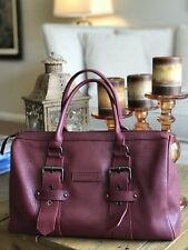 Longchamp Kate Moss Gloucester duffle bagMaroon NEW without Tag