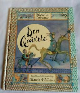 Don Quixote Miguel Cervantes HB