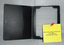 PANDORA BLACK LEATHER COVER,CASE iPAD 2