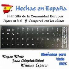 Imagen Digital Pegatinas Teclado Español España Universal Vinilo