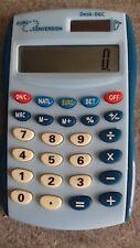 Convertisseur calculatrice