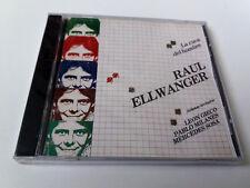 "RAUL ELLWANGER ""LA CUCA DEL HOMBRE"" CD 12 TRACKS PRECINTADO SEALED LEON GIECO"