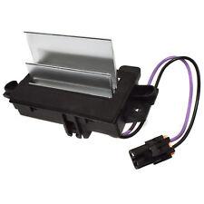 New HVAC Heat Blower Motor Resistor Front/Rear 4P1516 RU1321 JA1639 20340