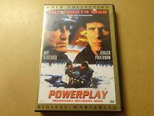 DVD / POWERPLAY (ROY SCHEIDER, JURGEN PROCHNOW)