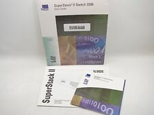 3Com 3C16980 SuperStack II Switch 3300 User Guides & CD-Rom Management Software