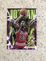 1996 Skybox Z-Force Michael Jordan #11 PSA 9 Or 10? Clean Card
