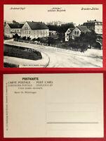 AK ALT DRESDEN Löbtau um 1906 Strassenpartie ehemals Dorfplatz   ( 67657