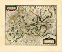 MAP ANTIQUE 1750 HOMANN POLAND OLD HISTORIC LARGE REPLICA POSTER PRINT PAM0210