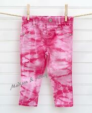 GUESS ~ Girls ~ Size 12 Months ~ Tie-Dye ~ Stretch Jean ~ Skinny Fit ~ NWT