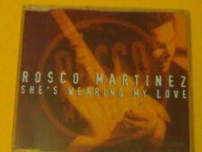 ROSCO MARTINEZ 4 TRACKS CD SHE'S WEARING MY LOVE (1994)