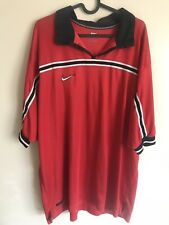 Vintage Nike 3Xl Soccer 90's Jersey Rare Double Sided