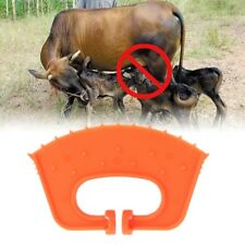 Calf Weaner Cattle Cow Weaning Tool Farm Livestock Bovine Nose Clip Milking Stop