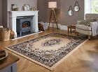 Element Lancaster Traditional Classic Oriental Beige Rug in 5 sizes Carpet
