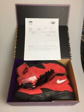 Nike Kith Air Maestro II University Red/Black Basketball Shoe Mens Size 11.5