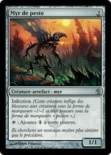 MTG Magic MBS - (2x) Plague Myr/Myr de peste , French/VF