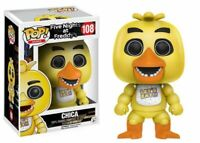 POP Games Five Nights At Freddy's CHICA VINYL FIGURE #108 New