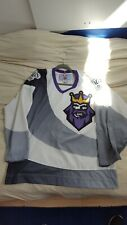 Los Angeles Kings Burger King Hockey Jersey Size L